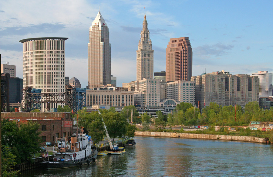 Recovery 2010: The Lake Erie Cities